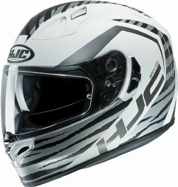 HJC FG-ST Tian White MC10SF Motorcycle Motorbike Sports Touring Helmet
